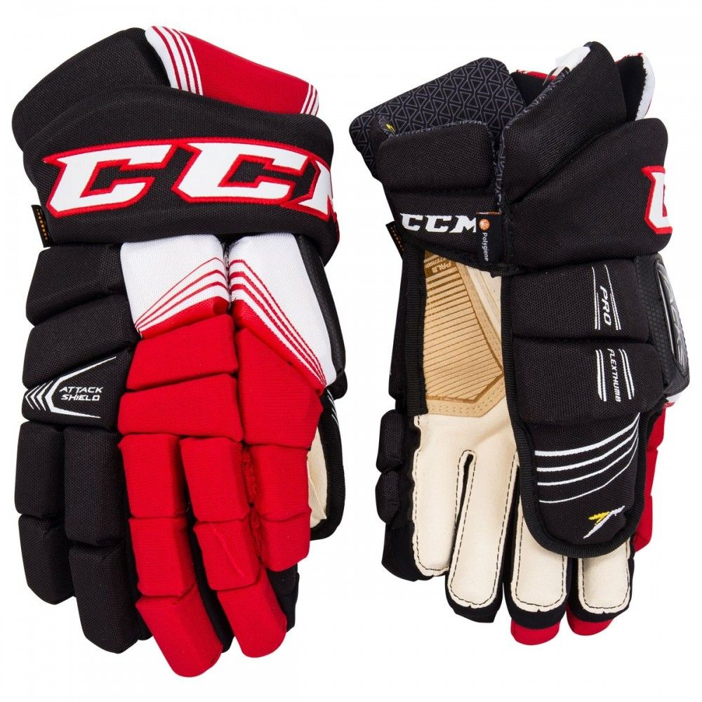 CCM Super Tacks Junior Hockey Gloves