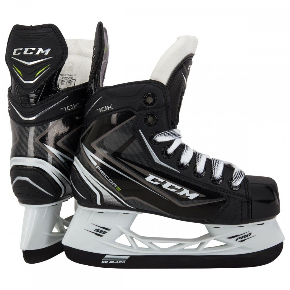 CCM Ribcor 70K Youth Ice Hockey Skates