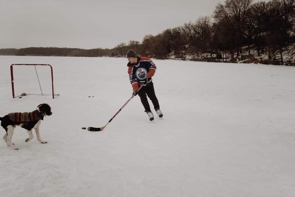 budget hockey stick