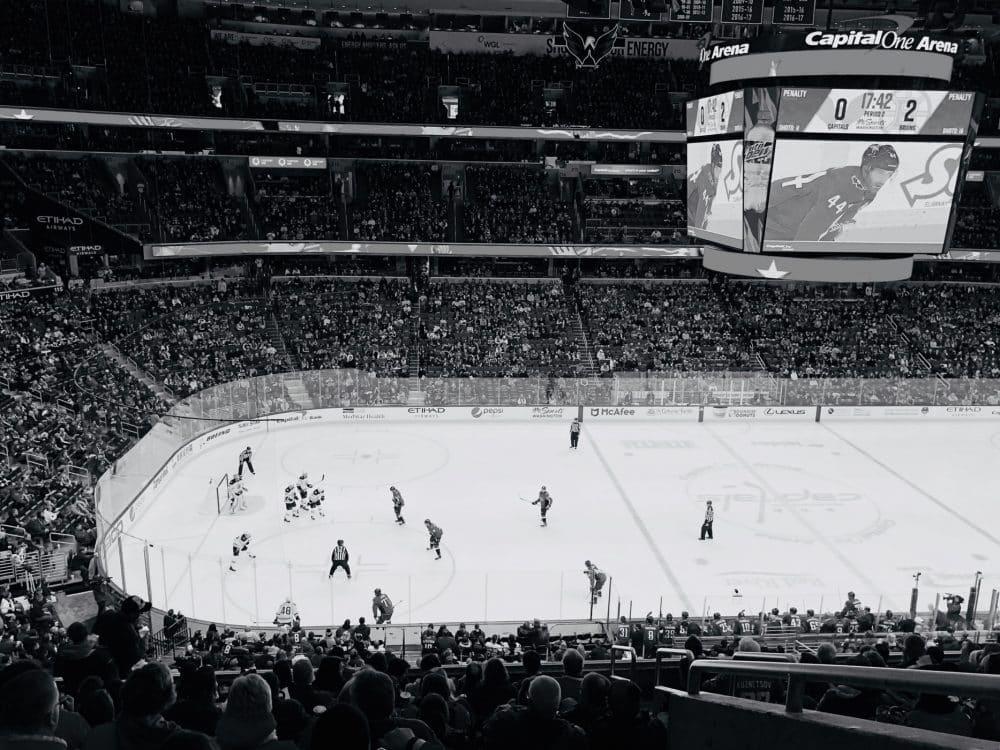 ice rink temp