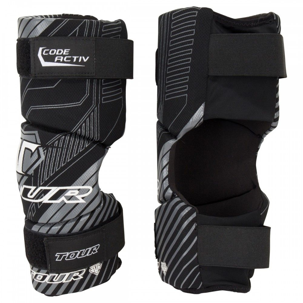 Tour Code Active Senior Elbow Pads