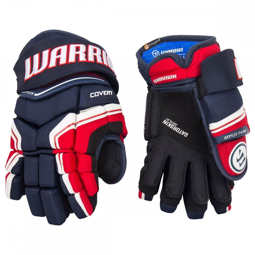 Warrior Covert QR Edge Senior Hockey Gloves