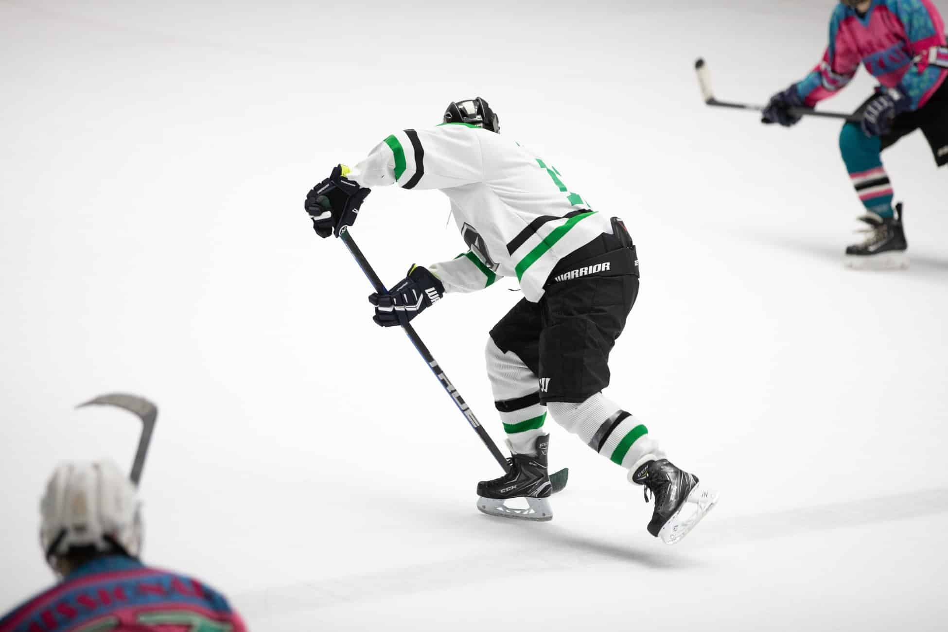 Why Do Hockey Players Wear Shorts? Hockey Pants Explained