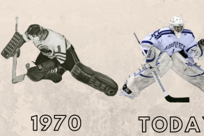 How Has Hockey Equipment Changed Over the Years?